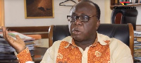 Freddie Blay, Acting National Chairman of the New Patriotic Party