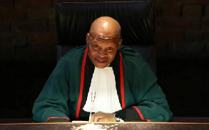South African Chief Justice Mogoeng Mogoeng