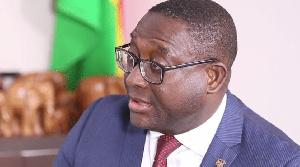 NPP's Director of Communications, Yaw Buaben Asamoa