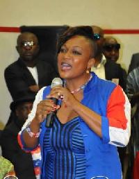 NPP Women's organiser, Otiko Djaba