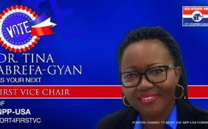Dr. Tina Abrefa-Gyan