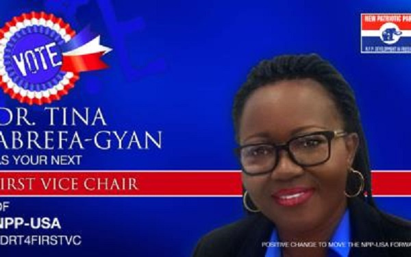 Dr Abrefa-Gyan lauds NPP's political maturity in the just-ended primaries