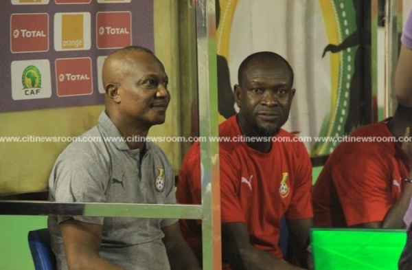Kwasi Appiah saw something good in C.K that\'s why he chose him as his assistant - Randy Abbey