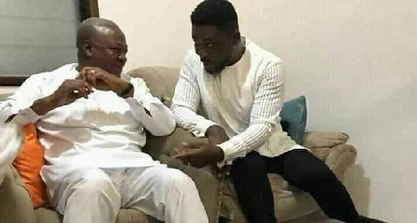 Mahama stop promising because we know you won't fulfill them – A Plus