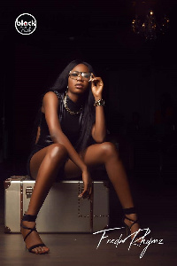 Freda is the first female to win the MTN Hit maker competition since its commencement