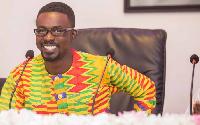 MenzGold boss Nana Appiah Mensah