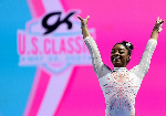 Biles opted out of the Olympic Games citing stress