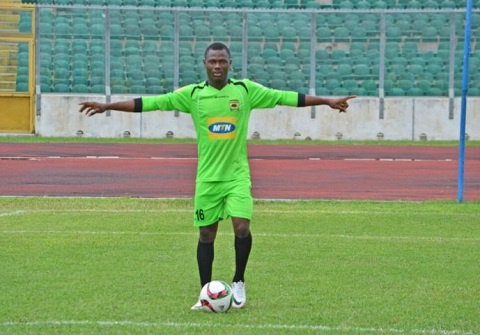 Teams abroad could not sign me because of my age - Ibrahim Danlad