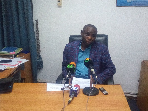 Chief Executive Officer of Bamed Travel and Tours, Alhaji Ahmed Bandoh