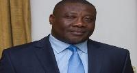 The President of the Ghana Bar Association Mr. Benson Nutsukpui