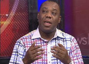 Hon Matthew Opoku Prempeh Napo
