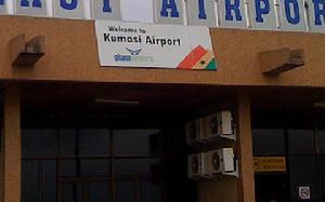 Kumasi Airport New
