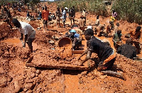 Galamsey activities have destroyed majority of farmland and water bodies in the Country