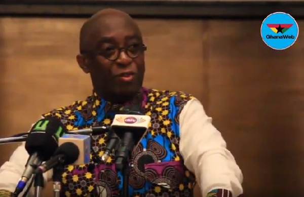 Akufo-Addo reshaping Ghana after NDC's mess – Yoofi Grant