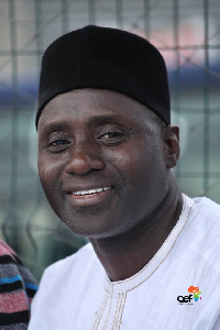 Administrator of the Ghana Hajj Board, Alhaji Manaf