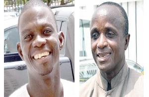 Paul Assibit And Abuga Pele