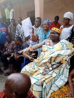 Togbega Komla Anipati V installed paramount chief of Mepe