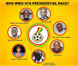 GFA presidential aspirants