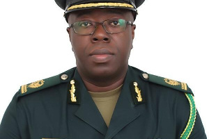 Francis Palmdeti, Assistant Commissioner of Immigration