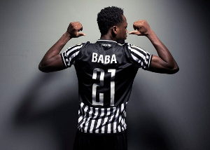 Baba Rahman is hoping to recover his form and make up for lost time