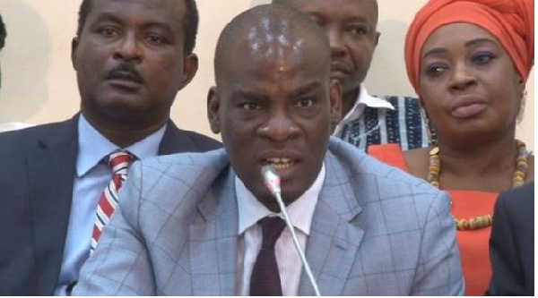NDC caucus demands equal chairmanship slots for 16 select C'tees