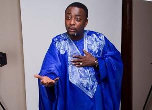 Actor Ekow Smith-Asante