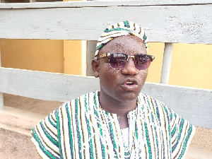 Lawrence Ake-emah-Kapoe, the Assemblyman for Nayorigo-Bungu Electoral Area