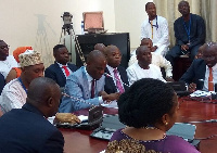 The Minority in Parliament called on President Akufo-Addo to sack Hon. Quaitoo