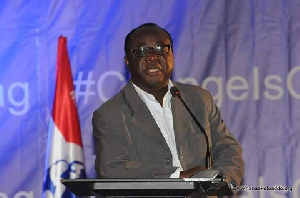 Freddie Blay, New Patriotic Party acting National Chairman