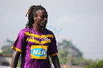 Nathaniel Asamoah is ready to settle the case with Medeama SC - Agent