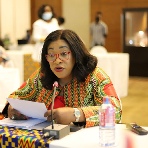 Minister-designate for Foreign Affairs and Regional Integration, Shirley Ayorkor Botchwey