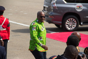 John Mahama Ghana@60