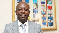 Chief Executive Officer of Ghana Interbank Payment and Settlement Systems, Archie Hesse