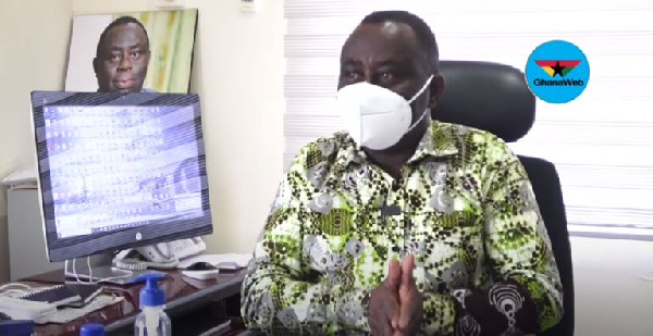 Calls for my resignation are politically motivated – Dr. Asare