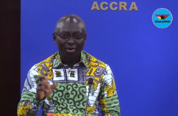 GH¢528 budgeted to tackle flooding
