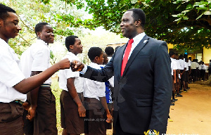 Dr Yaw Osei Adutwum has been nominated as Education Minister