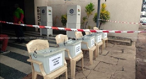 Ongoing district elections record low turnouts