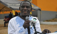 Vice Chairman of Committee on Food, Agriculture and Cocoa Affairs, Abraham Odoom