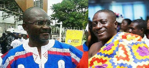 Kennedy Agyapong says Captain Smart has not paid for the airconditioner he bought 3-years-ago