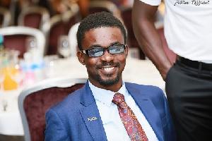 Nana Appiah Mensah, CEO, Menzgold