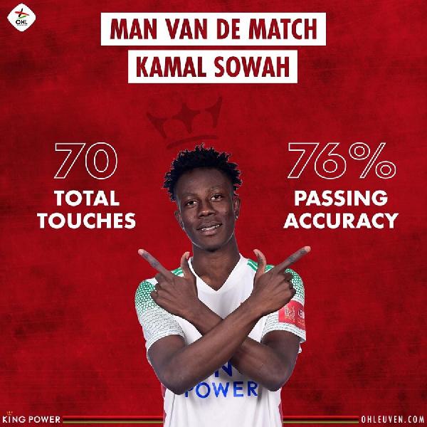 Ghanaian youngster, Kamaldeen Sowah