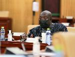 Kojo Oppong Nkrumah is Information Minister