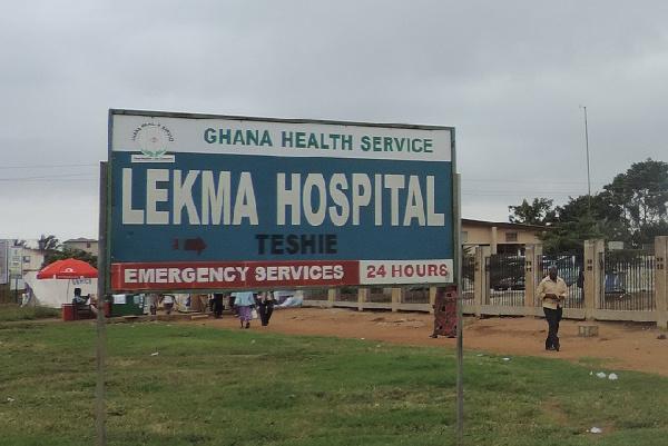 Coronavirus: Doctor at LEKMA Hospital tests positive