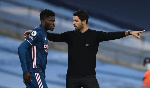 Partey earns plaudit from manager Mikel Arteta after remarkable display against Rapid Vienna