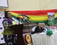 Ms Josephine Frimpong, Chairman of NCCE