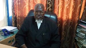 Lawyer John Ndebugri