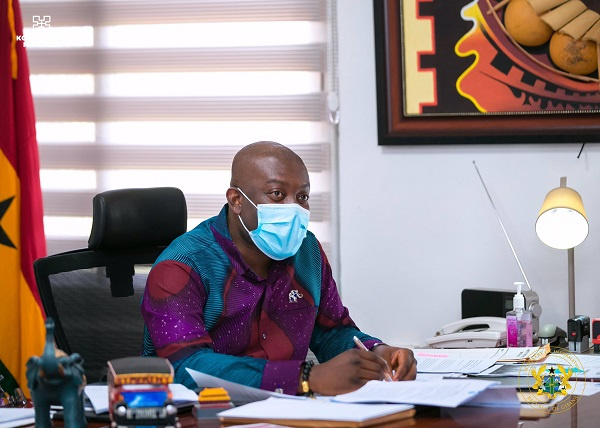 Develop specialised contents to sell Ghana - Oppong Nkrumah urges GNA