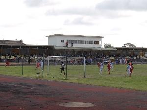 File photo: Mr Jeremiah Kwantre Ashitey was a Patron of Future Professional Sporting Club