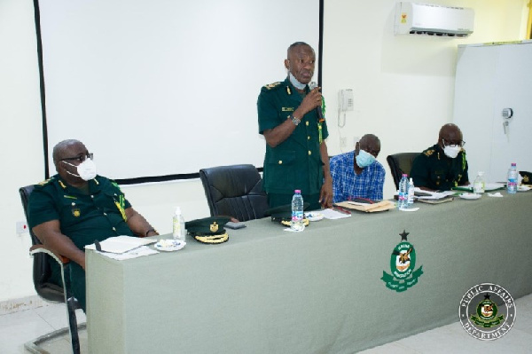 Immigration Officers urged to support development initiative