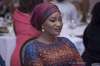 Samira Bawumia, Second Lady of the Republic of Ghana